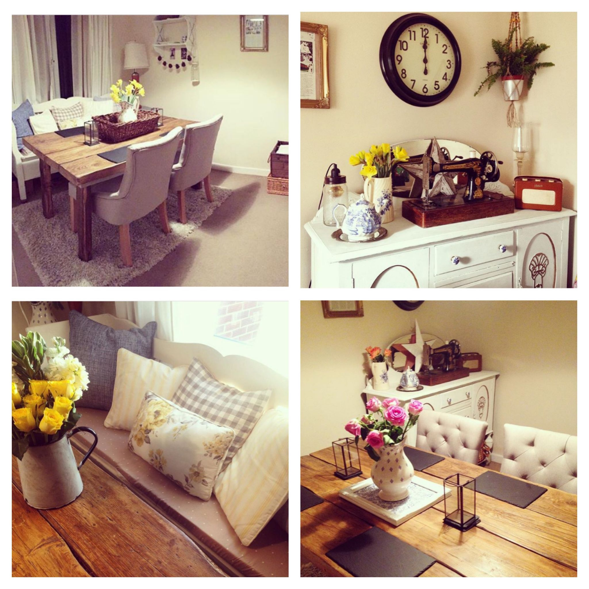 My dining room makeover i am hayley stuart for My dining room